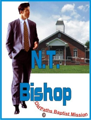 New Testament Bishop