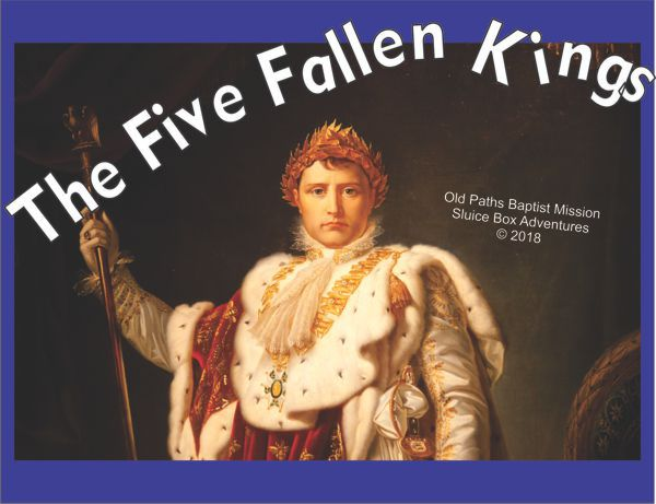 The Five Fallen Kings