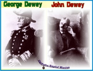 The Two Deweys