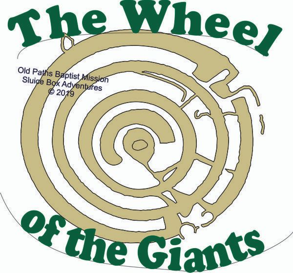 Magog & the Wheel of the Giants